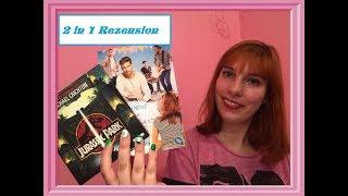 2 in 1 Rezension | Ich und die Heartbreakers (2) und Jurassic Park Hörbuch