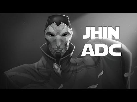 League of Legends - Jhin ADC - 1 Shot 2 Shot 3 Shot Floor
