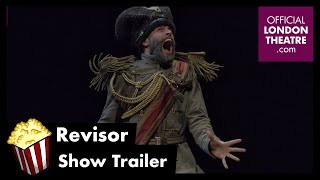 Crystal Pite & Jonathon Young: Revisor - Show Trailer