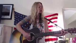 No Woman No Cry - Bob Marley (Amanda Lee Peers acoustic cover)