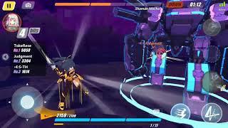 Honkai Impact 3 SEA - BRUTALL!! Mei - Crimson Impulse one million damage in co-op mode