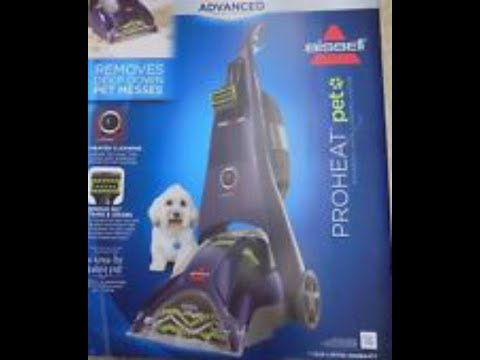 BISSELL ProHeat Pet Deep Cleaning Pet Stain Removal