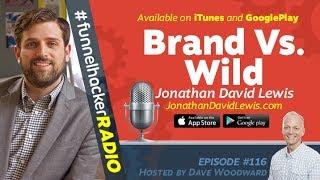 Jonathan David Lewis, Brand Vs. Wild