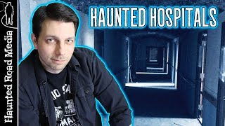 HAUNTED HOSPITALS Real Paranormal Footage