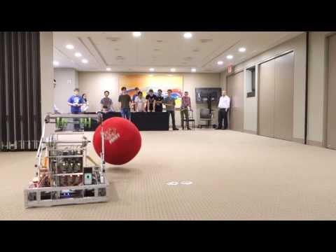 FRC Team 3419: The Rohawks: 2014 Das Bot
