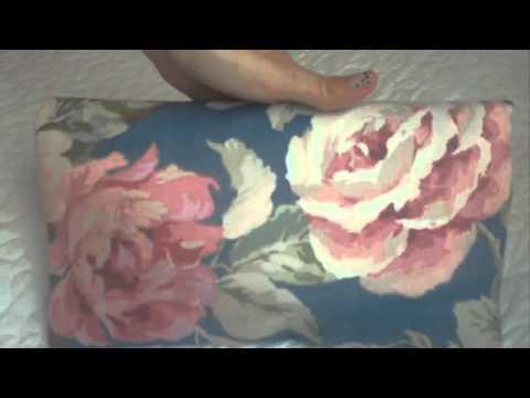 Como hacer bolsos de mano youtube - Hacer bolsos de tela paso a paso ...
