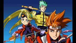 PlayStation Longplay Battle Arena Toshinden 4 Naru & Desperation Moves / プレイステーション 闘神伝 昴 ナル & 超必殺技集
