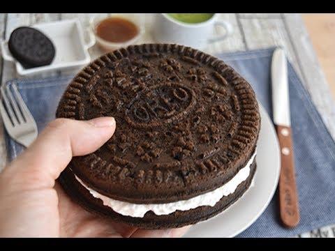 Download Youtube: Oreo waffle recipe  オレオの約10倍?【オレオワッフル】作り方