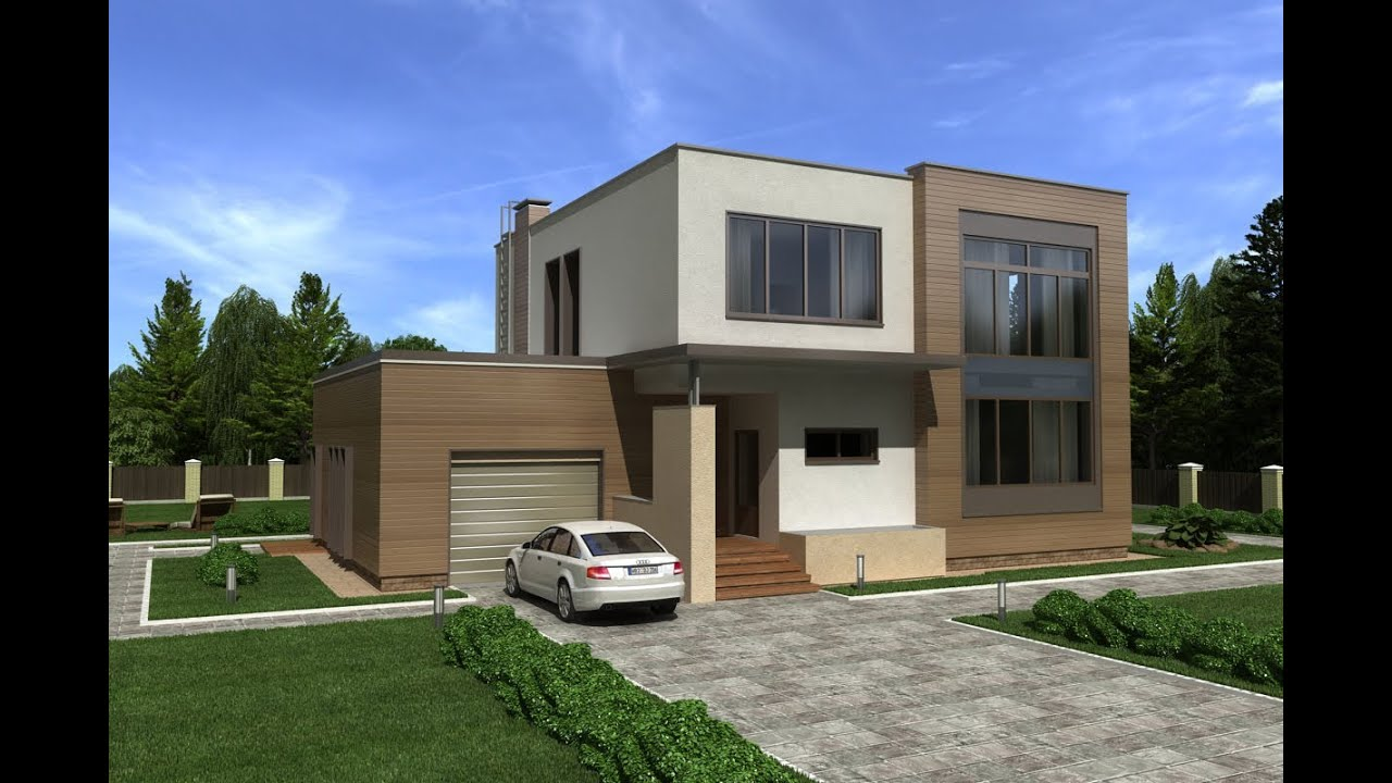 3ds max for Exterior 3ds max model