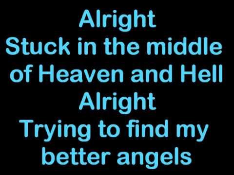 Angel Blue- Green Day lyrics