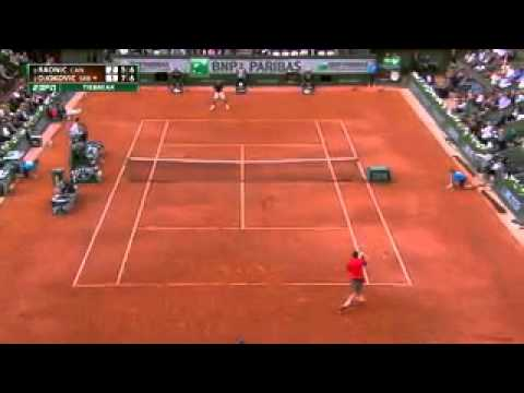 Novak Djokovic Cruises Into Semifinals (French Open Tennis Highlights)