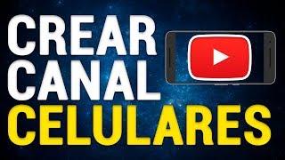Cómo Crear un Canal de YouTube desde el Celular thumbnail