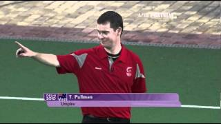 Mens Field Hockey India vs. England 2010 Common Wealth Games 2nd Semi-final Part 1