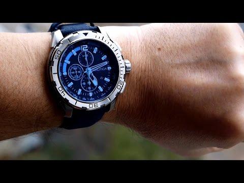 Nautica  NAD19518G NST101 Watch.