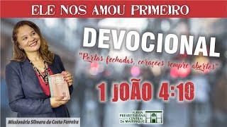 DEVOCIONAL - GRAÇA INCALCULÁVEL - 06/08/2020