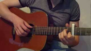 Kids - MGMT by Lakyn Heperi ( Fingerstyle Guitar Lesson )