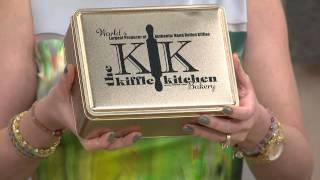The Kiffle Kitchen (30) .70 Oz. Homemade Kiffle Pastry Asst. With Mary Beth Roe