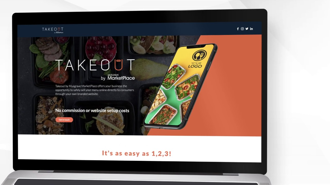 Introducing Takeout by Musgrave MarketPlace - Quick Overview