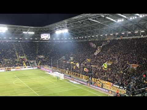 Hey SG Dynamo! SGD vs Sankt Pauli 25.01.2018