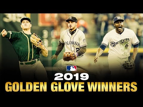 2019 MLB Gold Glove Winners (Cody Bellinger, Matt Chapman, Nolan Arenado + more!)