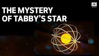 Is there an alien-built megastructure around this faraway star?