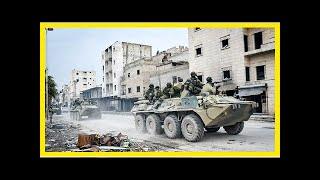 В Сирии погибли четверо российских военных | TVRu