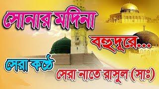 Sonar Modina Boho Dure (সোনার মদিনা বহু দূরে)   ইসলামিক গজল   Bangla islamic song Naat E Rasul