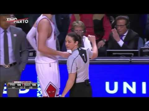 Phoenix Suns vs Chicago Bulls - Full Game Highlights | February 24, 2017 | 2016-17 NBA Season
