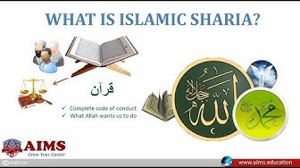 What is Shariah, Sharia Law, and Sources of Sharia?