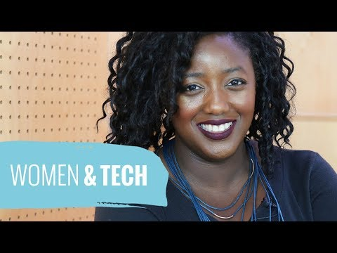 Anne-Marie Imafidon | Women and Tech | The Pool