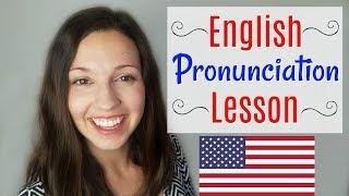 Best English Pronunciation Lesson: Speak Fluent English