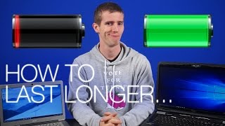 How to Extend Your Laptop Battery Life thumbnail