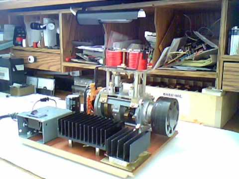 an electric 2 piston engine youtube. Black Bedroom Furniture Sets. Home Design Ideas