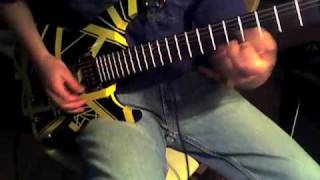 x men theme song on guitar