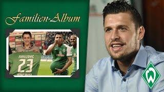 Zlatko Junuzovics Karriere in Bildern: Vom jungen Burschen zum Führungsspieler | SV WERDER Bremen