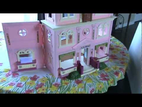 Sold Loving Family Grand Dollhouse Collection EBay