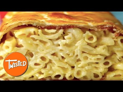 Mac And Cheese Wellington Recipe   Mac And Cheese Recipes   Twisted