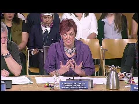 Equalities and Human Rights Committee - 10 May 2018