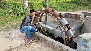 Primitive Technology Well for Water | Paani Wala Kunwan | Vlog | Zain