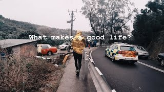 What makes a good life?  l   A LOOK BACK to 2016