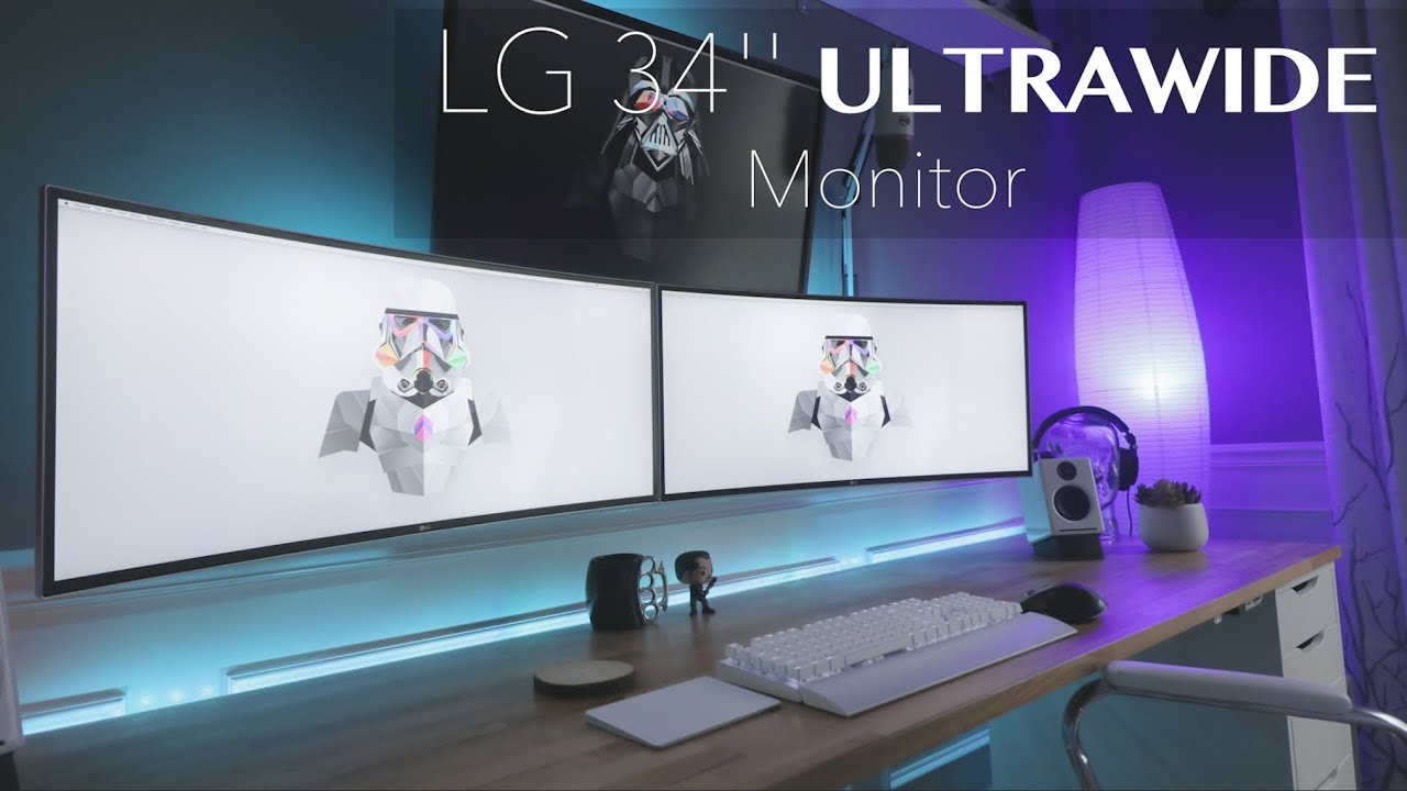 34 inches of Curved Awesome Best Ultrawide Monitor  LG