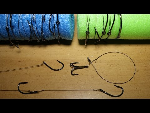 How To: Stinger Hook Rigs For Offshore Fish (Tackle Tuesday #22)