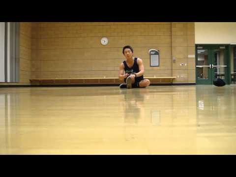 How To Breakdance:  Backspin Tutorial/Guide