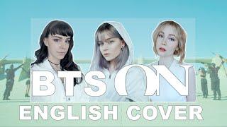 ⚡BTS (방탄소년단) - ON (English Cover)