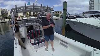 Dockmate® Wireless Remote Control system gets tested out by technical editor Randy Vance of Boating!