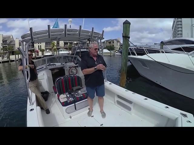 Dockmate Demo by Randy Vance