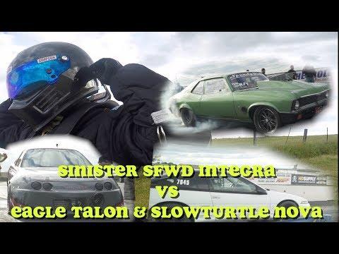 Turbo Integra vs Talon & Nova