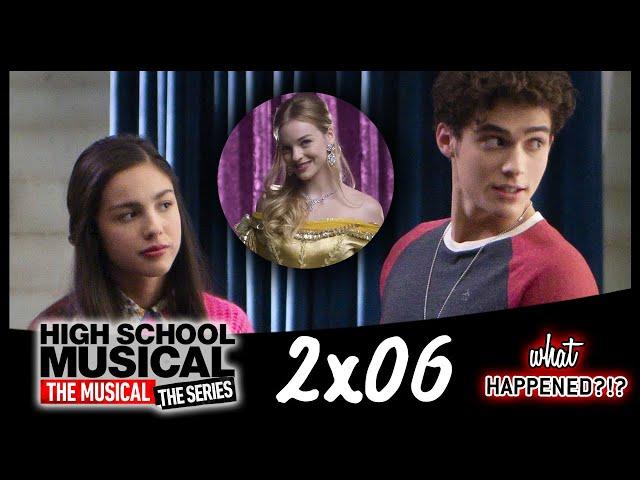 HSMTMTS 2x06 Recap - Ricky & Nini Tension? Gina's Decision | 2x07 Promo (High School Musical)