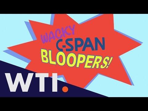 Wacky C-SPAN Bloopers -- We the Internet Sketch 11