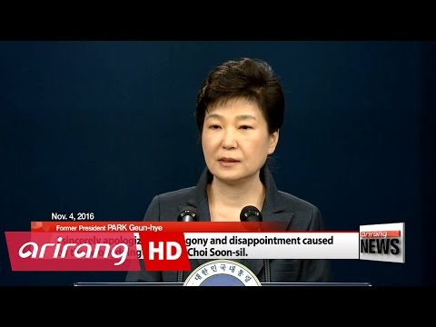 Korean President impeached following scandal